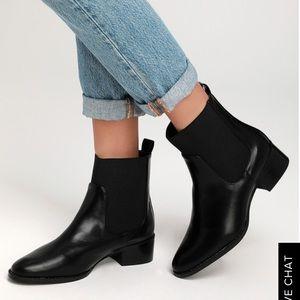 Zara Sock Styled Booties